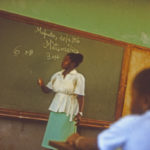 History classes in Mozambique