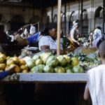 Comparison of rationing in Maputo 1986 and 1982