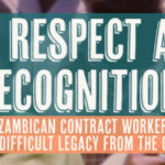 New book: For respect and recognition